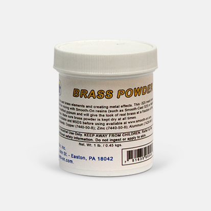 Metal Powders brass/желтая медь