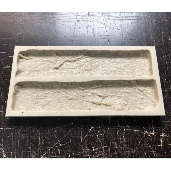 Готовая форма для изготовления кирпича Старый кирпич F050E