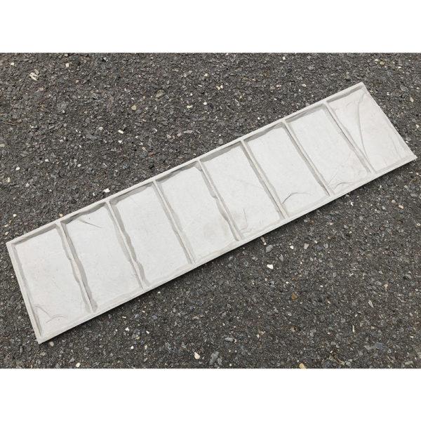 Готовый штамп для декоративного бетона Бордюр Кирпич F3221