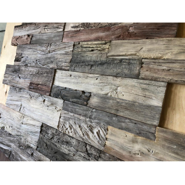 Полиуретановая форма для декоративного камня Oreshkin Wood F750A